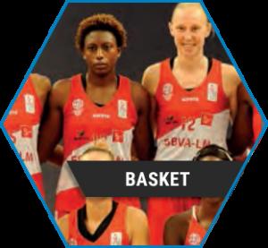 completo basket personalizzato